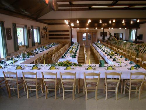 Foto Hochzeitstafel